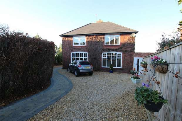 4 Bedrooms Detached House for sale in Balliol Gardens, Newcastle upon Tyne, Tyne and Wear