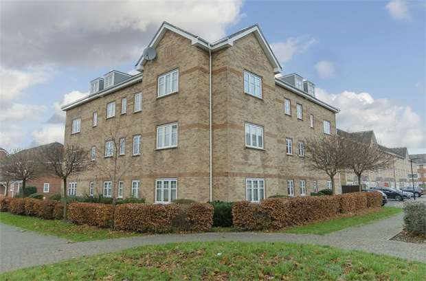 2 Bedrooms Flat for sale in Hoddinott Road, Eastleigh, Hampshire