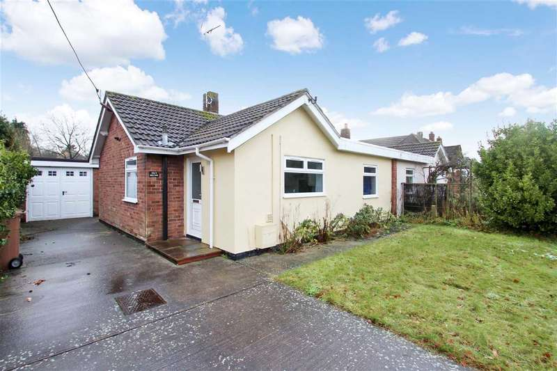 3 Bedrooms Bungalow for sale in Bell Lane, Kesgrave, Ipswich