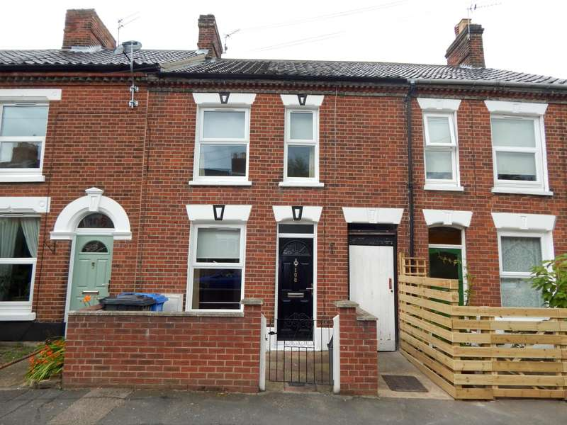 3 Bedrooms House for rent in Caernarvon Road, Norwich
