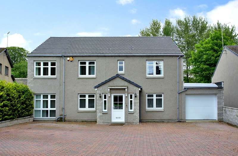 6 Bedrooms Detached Villa House for sale in Stoneywood Road, Dyce, Aberdeen, Aberdeenshire, AB21 9HZ