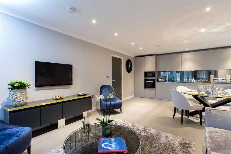 3 Bedrooms Apartment Flat for sale in Bellham Court, 1 Hope Close, Hendon, NW4