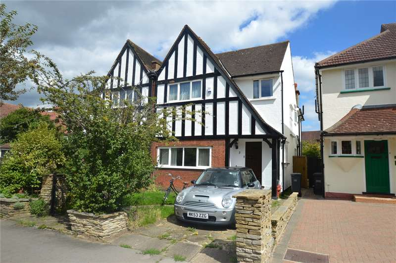 4 Bedrooms Semi Detached House for rent in Sefton Road, Addiscombe