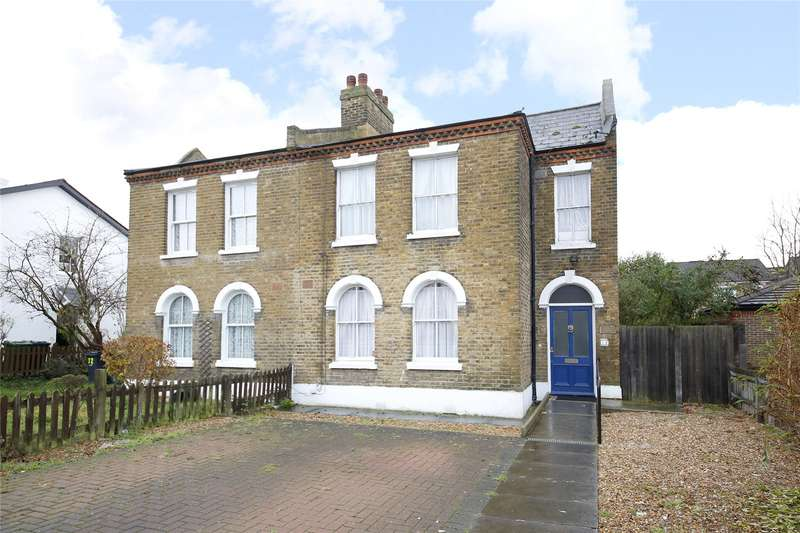 4 Bedrooms Semi Detached House for sale in Hamilton Road, London