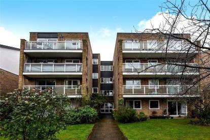 1 Bedroom Flat for sale in St. Merryn Court, 16 Brackley Road, Beckenham
