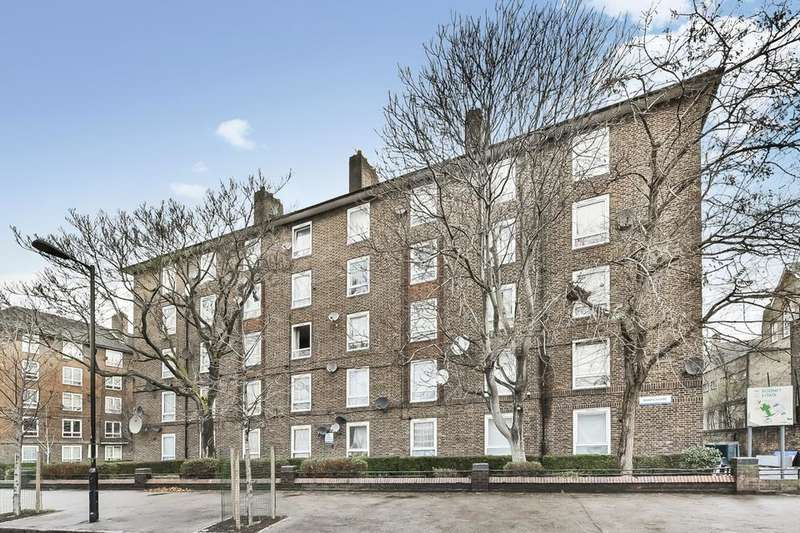 2 Bedrooms Flat for sale in Orb Street, London SE17
