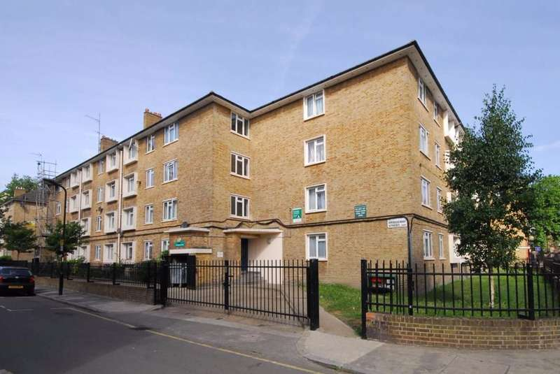 3 Bedrooms Flat for sale in Bridgeway Street, London,NW1