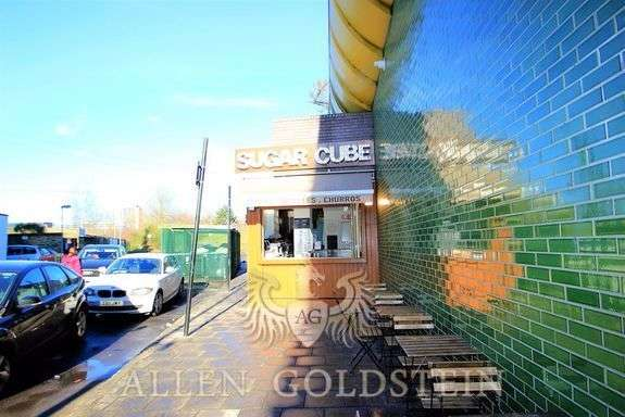 Cafe Commercial for sale in Sugar Cube Mile End Kiosk