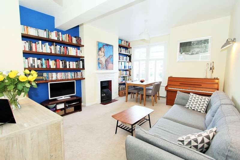 2 Bedrooms Flat for sale in Underhill Road, London, London, SE22