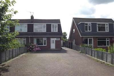 3 Bedrooms Semi Detached House for rent in Pinfold Lane, Kinoulton, NG12 3EB