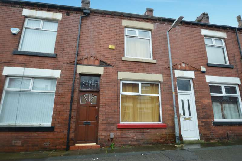 2 Bedrooms Terraced House for sale in Chapman Street, Bolton BL1 5JX