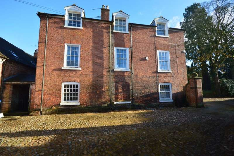1 Bedroom Flat for rent in Church Street, Prees, Whitchurch, SY13