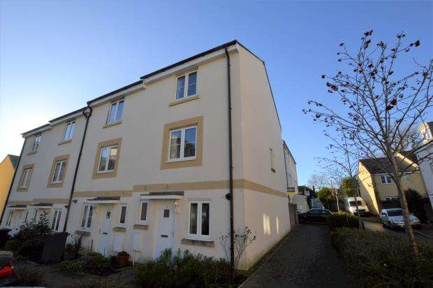 4 Bedrooms End Of Terrace House for sale in Ebdon Way, Torquay, Devon