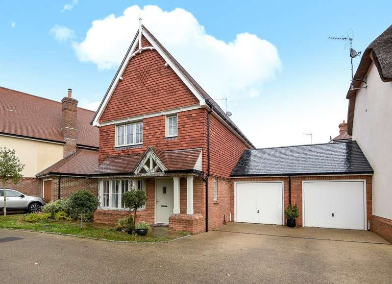 3 Bedrooms Detached House for sale in Bramble Close, Barns Green, RH13