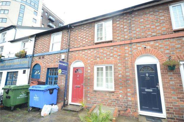 2 Bedrooms Terraced House for sale in Watlington Street, Reading, Berkshire