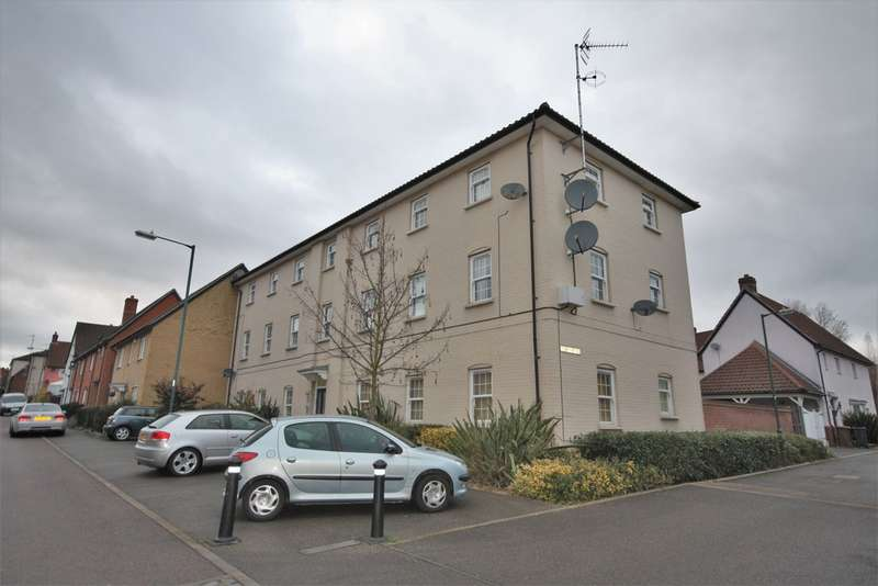 2 Bedrooms Flat for sale in Chancellor Park, Chelmsford