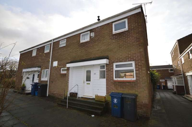 4 Bedrooms Property for sale in Eskbank, Skelmersdale, WN8