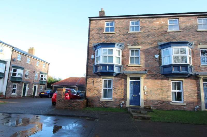 4 Bedrooms Terraced House for sale in Kirkwood Drive, Nevilles Cross, Durham, DH1