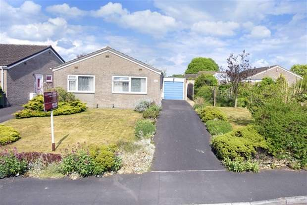 3 Bedrooms Detached Bungalow for sale in Pedlars Grove, Frome
