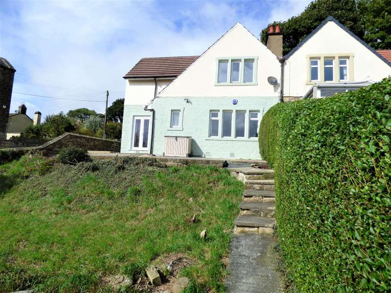 3 Bedrooms Semi Detached House for sale in Ilkley Road, Riddlesden