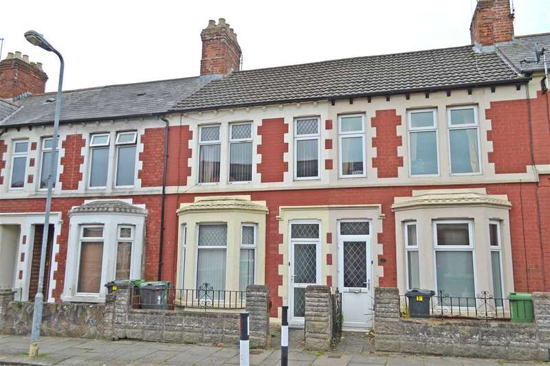 3 Bedrooms Terraced House for sale in CWMDARE STREET, CATHAYS, CARDIFF