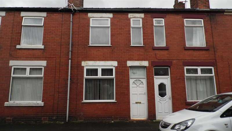 2 Bedrooms Terraced House for sale in Hume Street, Warrington, Warrington