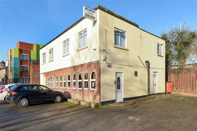 Light Industrial Commercial for sale in Hillingdon Lodge, 2A Hercies Road, Uxbridge, UB10