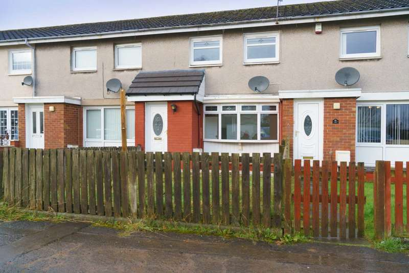 2 Bedrooms Terraced House for sale in Coldstream Street, Blantyre
