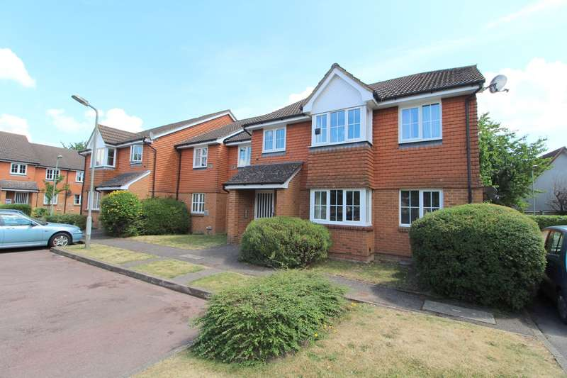 1 Bedroom Apartment Flat for sale in Pinewood Mews, Oaks Road, Stanwell Village, TW19