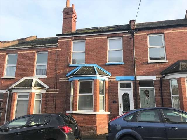 3 Bedrooms Terraced House for sale in Stuart Road, Exeter