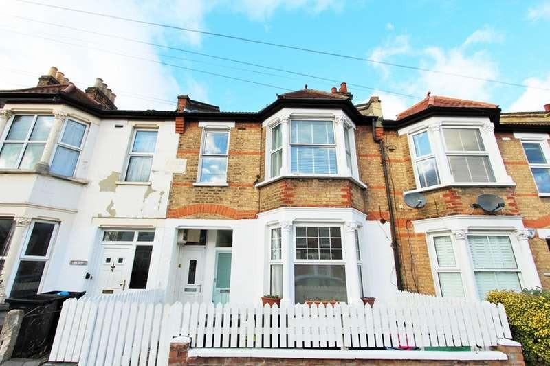 2 Bedrooms Maisonette Flat for sale in Harrington Road, London, London, SE25