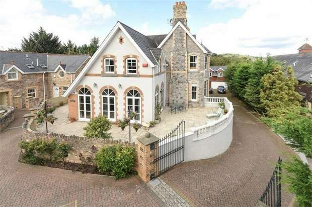 6 Bedrooms Detached House for sale in Edginswell Lane, Torquay, Devon