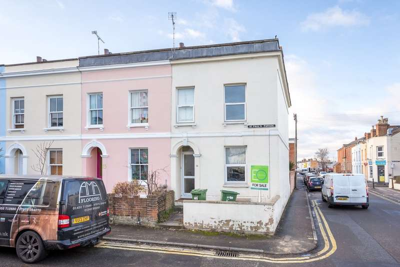 5 Bedrooms End Of Terrace House for sale in St. Pauls Parade, Cheltenham, GL50 4ET