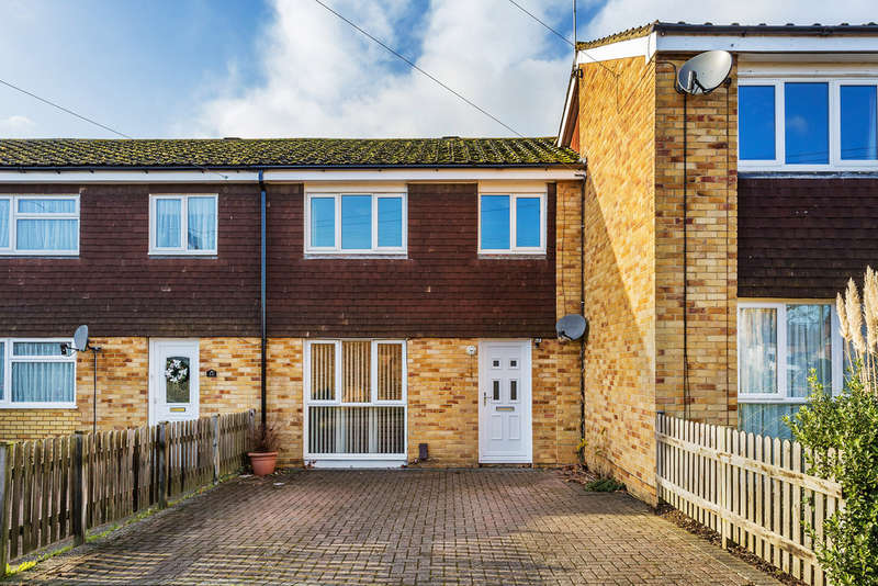 3 Bedrooms Terraced House for sale in The Greenway, Hurst Green, RH8