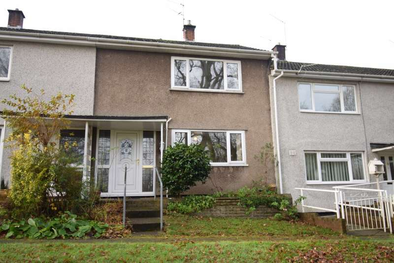 2 Bedrooms Terraced House for sale in Canberra Close, Greenmeadow, CWMBRAN, NP44