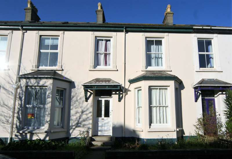 4 Bedrooms House Share for rent in Marlborough Road , Falmouth, Cornwall