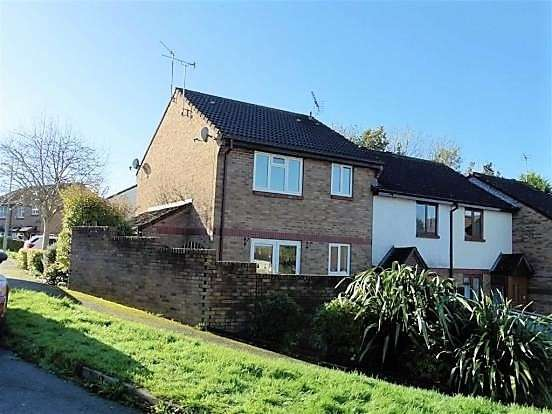 1 Bedroom End Of Terrace House for sale in Gronau Close, Honiton