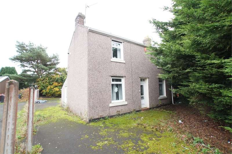 2 Bedrooms Cottage House for sale in CA3 0NG The Green, Houghton, Carlisle, Cumbria