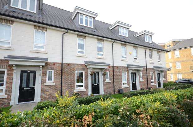 3 Bedrooms Terraced House for sale in Simpson Close, Maidenhead, Berkshire