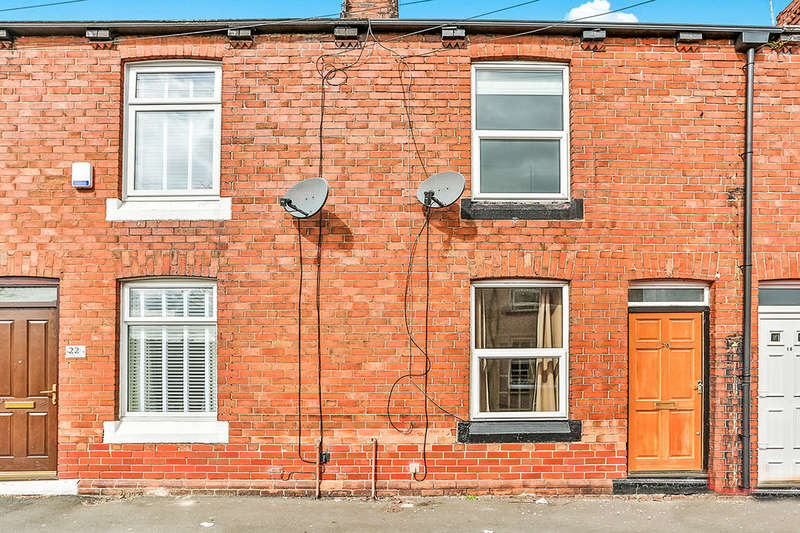 2 Bedrooms Terraced House for rent in Jeffcock Road, High Green, Sheffield, S35
