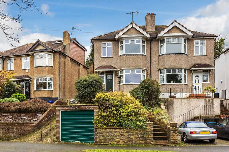 3 Bedrooms Semi Detached House for sale in Stafford Road, Caterham, Surrey, CR3