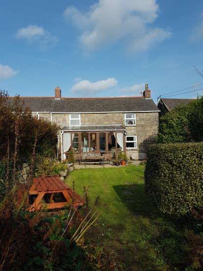 3 Bedrooms Semi Detached House for sale in Ashton, Helston, Cornwall