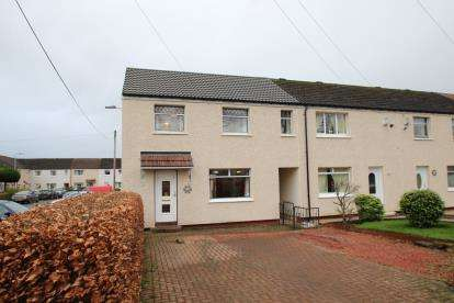 3 Bedrooms End Of Terrace House for sale in Brediland Road, Paisley