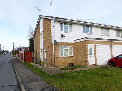 2 Bedrooms Maisonette Flat for sale in Benfleet, Essex, .