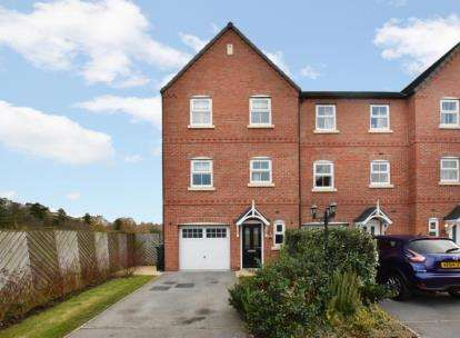 4 Bedrooms Town House for sale in Johnsons Gardens, Wath-upon-Dearne, Rotherham, South Yorkshire