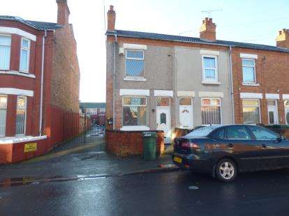 2 Bedrooms End Of Terrace House for sale in Station Street East, Foleshill, Coventry
