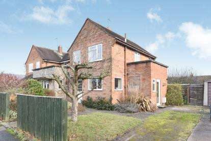 3 Bedrooms Semi Detached House for sale in Mayfair, Evesham, Worcestershire