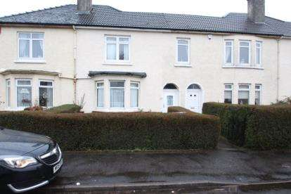 2 Bedrooms Terraced House for sale in Esslemont Avenue, Scotstounhill, Glasgow