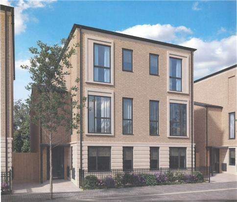 4 Bedrooms Semi Detached House for sale in The Hawkcombe, Mulberry Park, Combe Down, BATH, Somerset, BA2 5DR