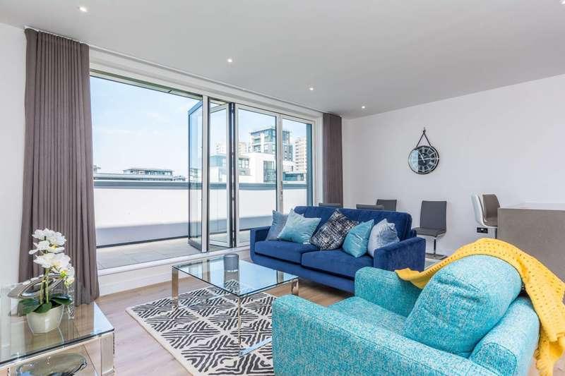 2 Bedrooms Flat for rent in Heritage Place, Kew Bridge, TW8